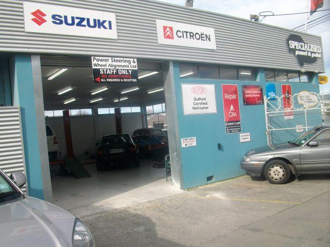 Powersteering workshop - Christchurch
